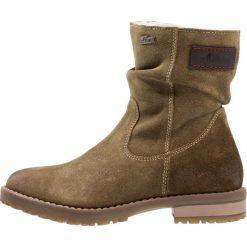 S.Oliver RED LABEL Śniegowce olive. Zielone buty zimowe damskie marki s.Oliver RED LABEL, z materiału. W wyprzedaży za 149,50 zł.