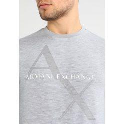 Armani Exchange Bluza heather grey. Białe kardigany męskie Armani Exchange, m, z elastanu. W wyprzedaży za 367,20 zł.