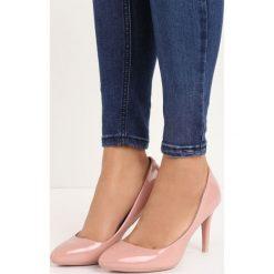 Różowe Czółenka Emaa. Czerwone buty ślubne damskie Born2be, na szpilce. Za 59,99 zł.