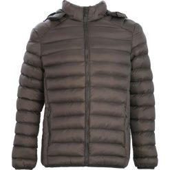 Ciemnozielona Kurtka Message For Man. Czarne kurtki męskie pikowane marki Born2be, l, z aplikacjami, z dresówki. Za 119,99 zł.