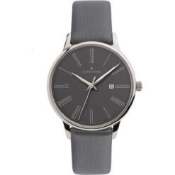 Zegarek męski Junghans Meister Damen 047.4568.00. Szare zegarki męskie marki ONLY, s, z bawełny, casualowe, z okrągłym kołnierzem. Za 2160,00 zł.