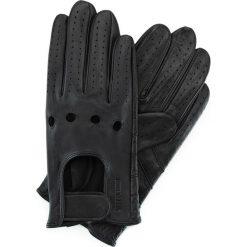 Rękawiczki męskie 46-6L-381-1. Czarne rękawiczki męskie marki Wittchen. Za 99,00 zł.