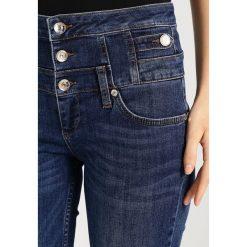Liu Jo Jeans BOTTOM UP RAMPY  Jeansy Slim Fit denim blue. Niebieskie boyfriendy damskie Liu Jo Jeans. W wyprzedaży za 479,20 zł.