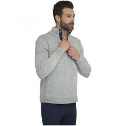 Sir Raymond Tailor Sweter Męski Wave Xl Szary. Szare swetry klasyczne męskie Sir Raymond Tailor, m, z dzianiny. Za 195,00 zł.