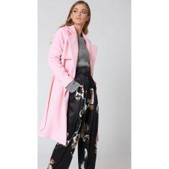 Płaszcze damskie pastelowe: 2NDDAY Płaszcz Livia – Pink
