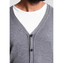 Swetry rozpinane męskie: Sisley Kardigan grey