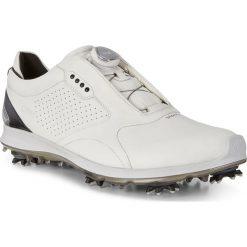 Golfy męskie: ECCO Men's Golf Biom G 2 – Biały – 39
