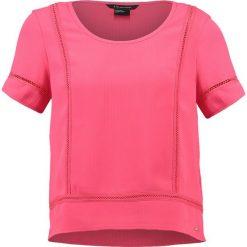 Odzież damska: Armani Exchange Bluzka pink coral