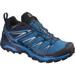 Buty trekkingowe męskie: Salomon Buty męskie X Ultra 3 GTX Mykonos Blue/Indigo Bunting r. 45 1/3 (404676)