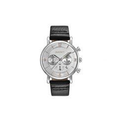 Zegarki  Gant  Gt007001. Szare zegarki męskie GANT, srebrne. Za 554,16 zł.