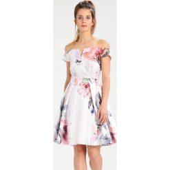 Sukienki hiszpanki: Little Mistress Petite FLORAL Sukienka koktajlowa multicoloured