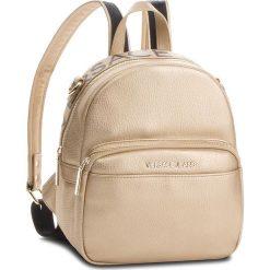 Plecak VERSACE JEANS - E1VSBBB7 70709 901. Żółte plecaki damskie Versace Jeans, z jeansu, eleganckie. Za 699,00 zł.