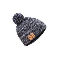 Czapka narciarska BLUETOOTH. Białe czapki damskie marki WED'ZE, z elastanu. Za 99,99 zł.