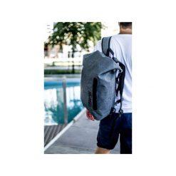 Plecak miejski FishDryPack CITY 20L Snow Grey. Czarne plecaki damskie Fish dry pack, z materiału, biznesowe. Za 209,00 zł.