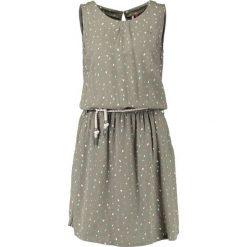 Odzież damska: Ragwear LEONA Sukienka letnia olive