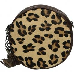 Torebka - 4-250-O CI-M5. Szare torebki klasyczne damskie Venezia, ze skóry. Za 319,00 zł.
