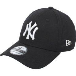 New Era - Czapka 39 Thirty. Czarne czapki męskie New Era. W wyprzedaży za 79,90 zł.