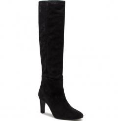 Kozaki HÖGL - 6-106622 Black 0100. Czarne buty zimowe damskie marki HÖGL, z materiału. W wyprzedaży za 569,00 zł.