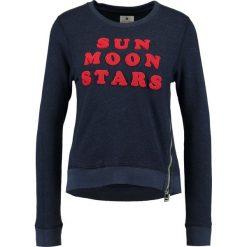 Bluzy rozpinane damskie: Sundry ZIPPER SUN MOON STARS Bluza navy