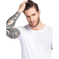 T-shirt ADAMO TSBS000037. Białe t-shirty męskie Giacomo Conti, m, z bawełny. Za 79,00 zł.