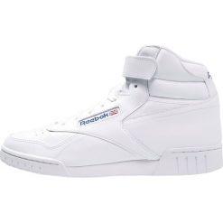 Reebok Classic EXOFIT Tenisówki i Trampki wysokie white. Białe tenisówki damskie marki Reebok Classic. Za 369,00 zł.