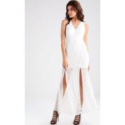Długie sukienki: WAL G. Długa sukienka white
