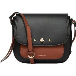 Fiorelli - Torebka. Szare torebki klasyczne damskie marki Fiorelli, w paski, z materiału, średnie. Za 299,90 zł.