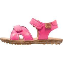 Naturino SUN Sandały pink. Czerwone sandały chłopięce Naturino, z materiału. Za 319,00 zł.