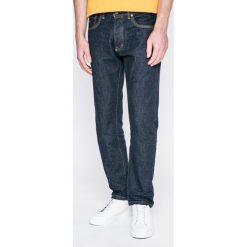 Tommy Jeans - Jeansy Slater. Niebieskie jeansy męskie z dziurami marki Tommy Jeans. W wyprzedaży za 269,90 zł.