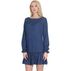 Sukienki: Sukienka w kolorze ciemnoniebieskim