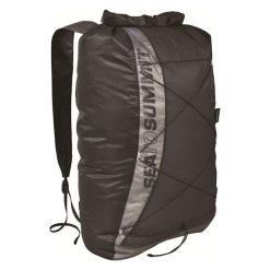 Plecaki męskie: Sea to Summit UltraSil Dry plecak – 20 l – czarny