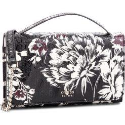 Torebka GUESS - HWSF71 10790 BLK. Białe torebki klasyczne damskie Guess, z aplikacjami, ze skóry ekologicznej. Za 399,00 zł.