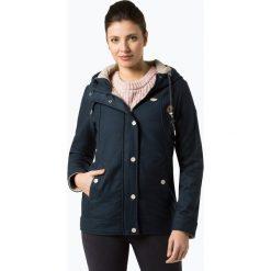 Ragwear - Kurtka damska, niebieski. Niebieskie kurtki damskie marki Ragwear, m, z softshellu. Za 439,95 zł.