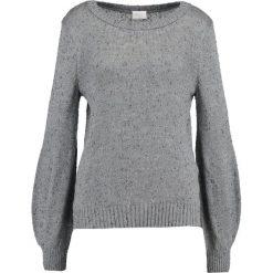 Swetry damskie: Vila VIADDY  Sweter medium grey melange