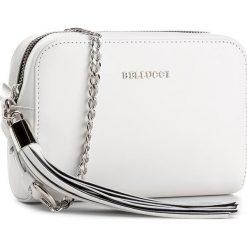 Torebka BELLUCCI - R-343 Bianco. Czarne torebki klasyczne damskie marki Bellucci. W wyprzedaży za 189,00 zł.
