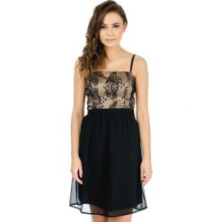 Odzież damska: Sukienka Naf Naf w kolorze czarnym