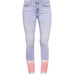 Rurki damskie: 7 for all mankind Jeans Skinny Fit coral beach