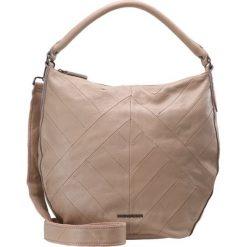 FREDsBRUDER PATTERN Torba na zakupy taupe. Szare torebki klasyczne damskie FREDsBRUDER. W wyprzedaży za 399,50 zł.