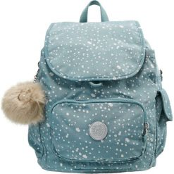 Kipling CITY PACK S Plecak silver sky. Niebieskie plecaki damskie Kipling. Za 379,00 zł.