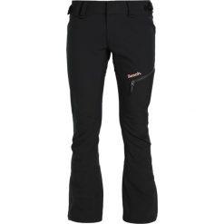 Bench Spodnie narciarskie black beauty. Czarne bryczesy damskie Bench, l, z materiału, narciarskie. W wyprzedaży za 471,20 zł.