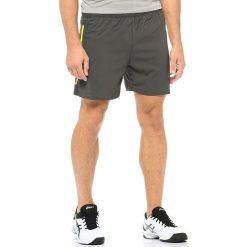 Asics Spodenki męskie 5 Short Asics Dark Grey r. XL (1299200779). Szare spodenki sportowe męskie Asics, m. Za 117,52 zł.