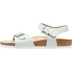 Friboo Sandały turquoise. Czerwone sandały chłopięce marki Friboo, z materiału. Za 129,00 zł.
