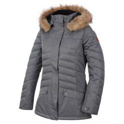 Hannah Damska Kurtka Raola, Gray Mel, 42. Szare kurtki damskie softshell Hannah, na zimę. Za 449,00 zł.