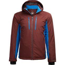 Kurtka narciarska męska KUMN606 - brąz - Outhorn. Czarne kurtki męskie Outhorn, m, z meshu, narciarskie. Za 399,99 zł.