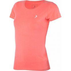Outhorn Koszulka damska HOZ17-TSD600 pomarańczowa r. S. Szare t-shirty damskie marki Outhorn, melanż, z bawełny. Za 27,92 zł.