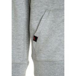 Polo Ralph Lauren HOOD Bluza rozpinana andover heather. Szare bluzy chłopięce rozpinane marki Polo Ralph Lauren, z bawełny. W wyprzedaży za 263,20 zł.