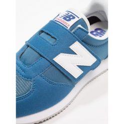 New Balance KV220 Tenisówki i Trampki blue. Niebieskie trampki chłopięce New Balance, z materiału. Za 229,00 zł.