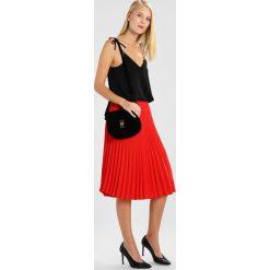 Spódniczki plisowane damskie: Taifun Spódnica plisowana hibiscus