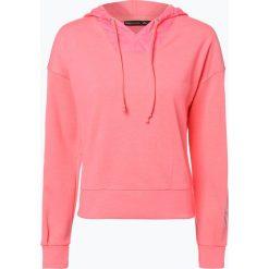 Bluzy damskie: Only Play - Damska sportowa bluza nierozpinana – Heaven Hood, różowy