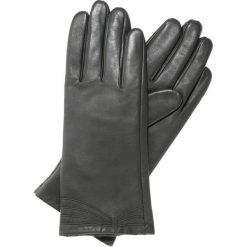 Rękawiczki damskie 39-6L-224-S. Szare rękawiczki damskie Wittchen. Za 99,00 zł.